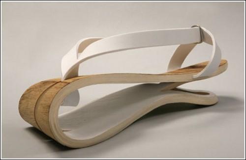 Специальные сандалии для японцев от израильтянина