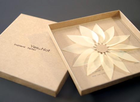 цветок для гадания от Cung-Young Chu