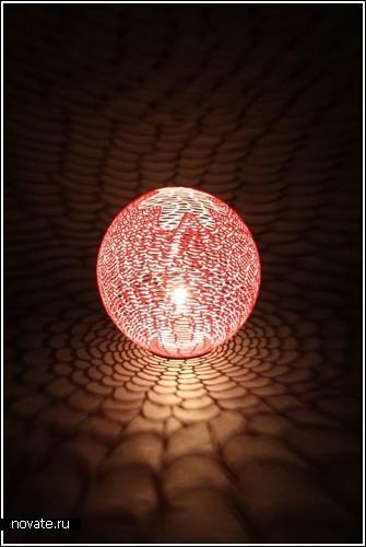 Лампы, так похожие на воздушные шары