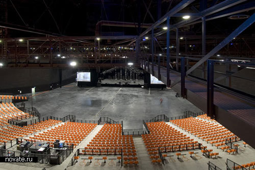 Концертный зал «Зенит» в Страсбурге
