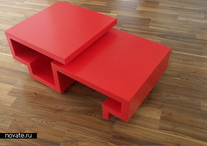 Журнальный столик «Зигзаг»