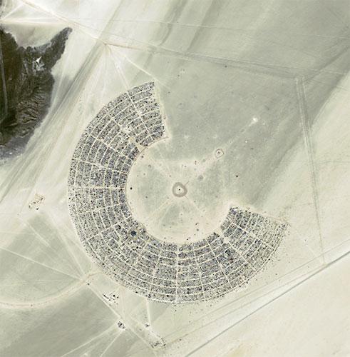 Burning Man - фестиваль творцов в Неваде