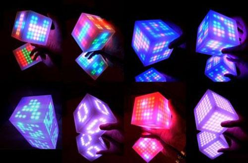 Кубик Фентикса (Fentix Cube) или электронный кубик Рубика