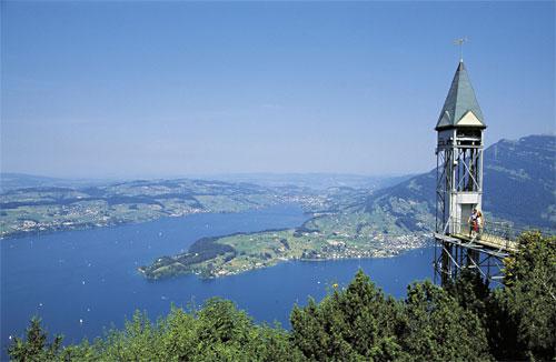 Лифт Hammetschwand, Швейцария