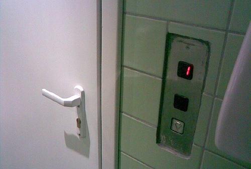 Японский лифт-туалет