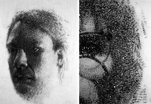 Куми Ямашита, портрет из кредитных карт