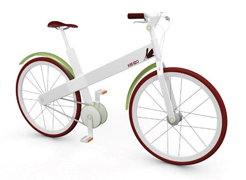 Городской велосипед Kenzo от Emmanuel Laffon