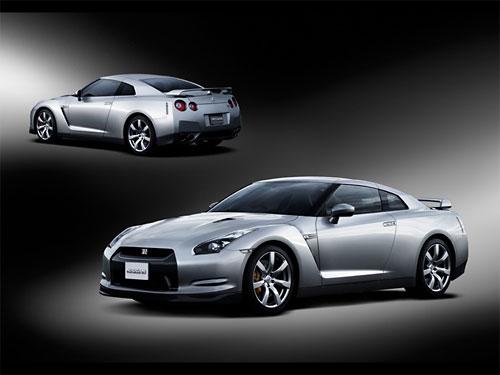 Суперкар года: Nissan GT-R