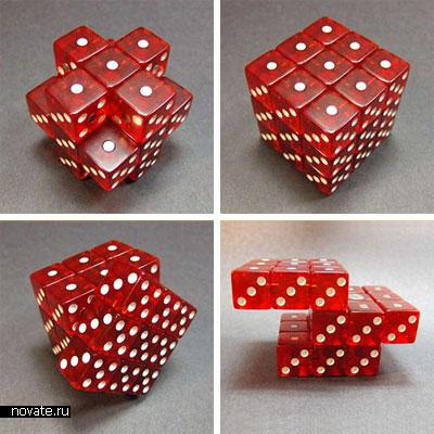 Кубик-Рубика в искусстве