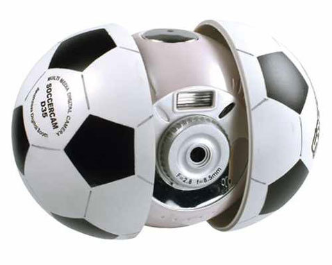 Футбольный фотоаппарат, Mustek SoccerCam