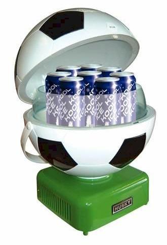 Футбольный охлаждатель пива