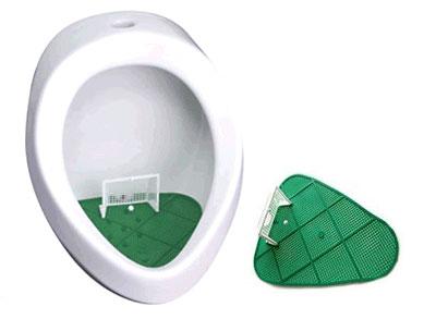 Футбольный туале (писсуар)