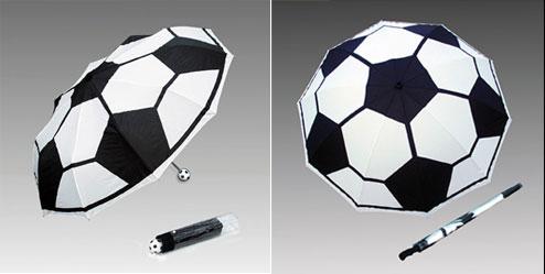 Футбольный зонт