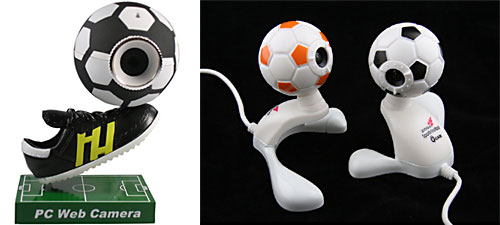 Футбольная USB камера