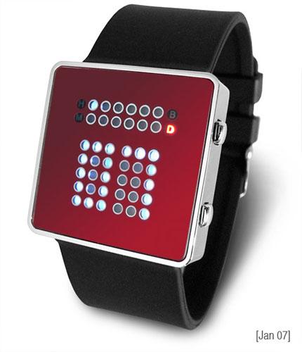 Наручные часы Tibida от Tokyoflash