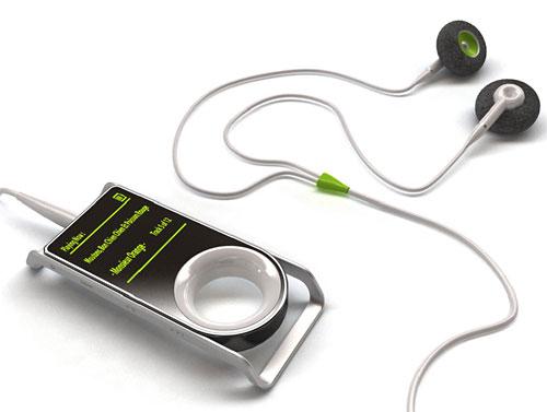 Дизайн MP3-плеера, Gregoire Vandenbussche