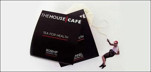 Оригинальная упаковка травяного чая