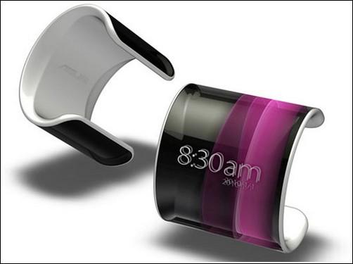 Браслет-смартфон Asus Waveface