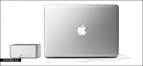 Сабвуфер Bassjump для ноутбуков Apple