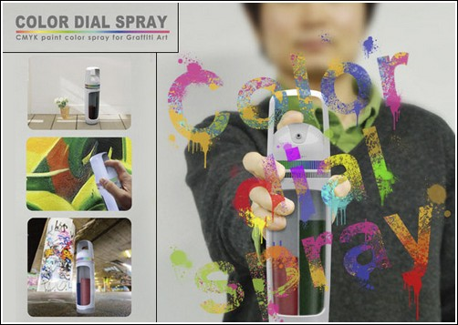 Спрей Color Dial