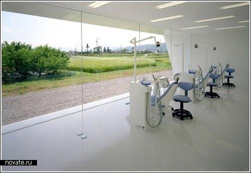 Оригинальный комплекс для стоматолога