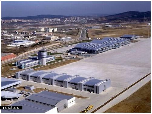 Аэропорт с высокой сейсмоустойчивостью