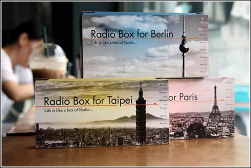 Бумажное радио, работающее от солнечной энергии