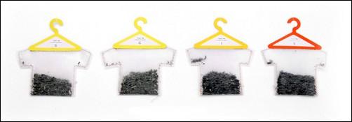 Чайные пакетики с вешалкой