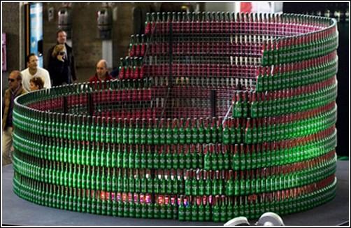 Креативная реклама Heineken