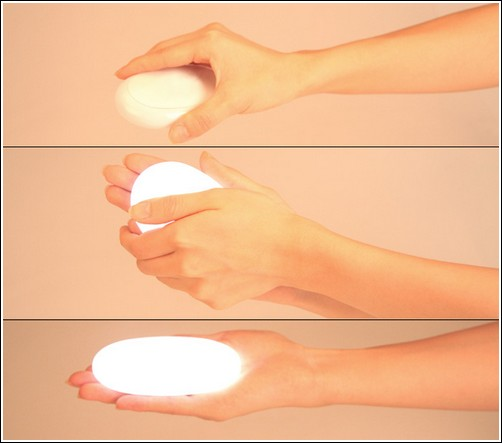Мыло-лампа
