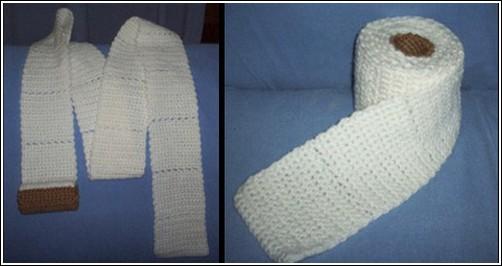 Креативные шарфы