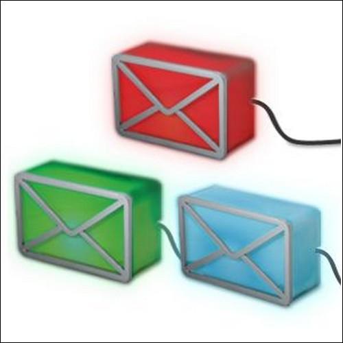 Гаджет-уведомитель о новых письмах