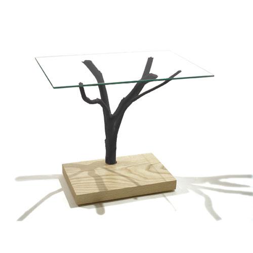 Столик с ножкой-веточкой
