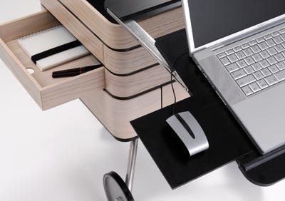 Мобильный столик