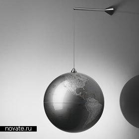 Стильный глобус