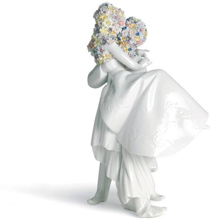 Фарфоровая фигурка от Lladro