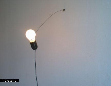 Лампа от Mischa Vos