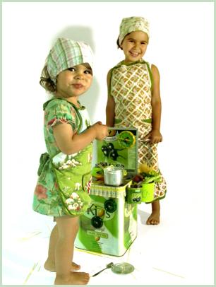 Детские игрушки из мусора
