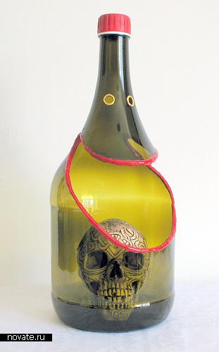 Вырезание по бутылкам от Yossi
