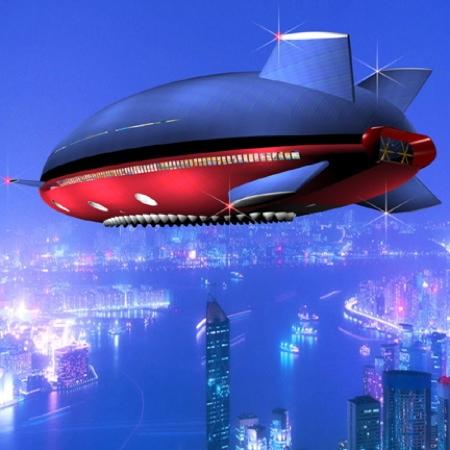 Воздушный корабль Aeroscraft ML866