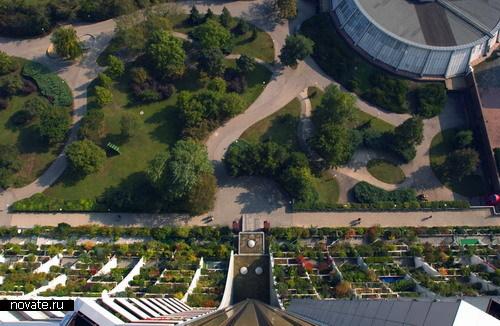 Жилой комплекс в Вене