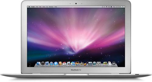 Apple MacBook Air - новый ноутбук от Apple