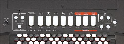 Кнопочный цифровой аккордеон Roland FR-2b изменит ваше представление о баянах