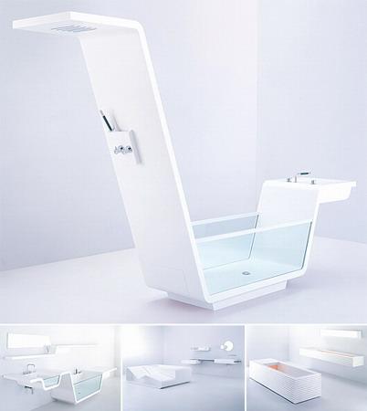 Ванная комната от компании UsTogether