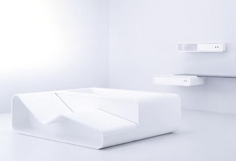 Ванная комната Loop от компании UsTogether