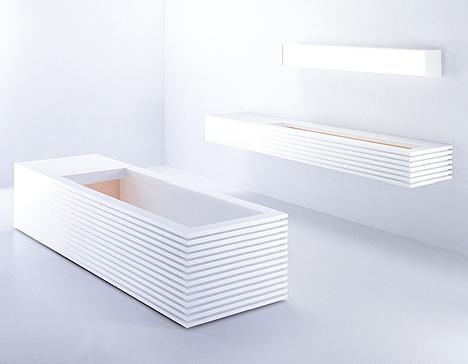 Ванная комната Line  от компании UsTogether