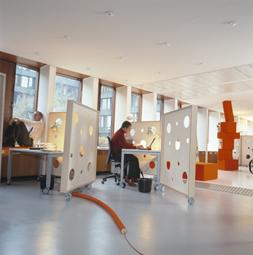 Офис министерства развития экономики и бизнеса в Дании