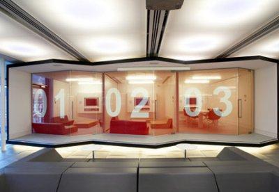 Офис Ред Булл в Лондоне