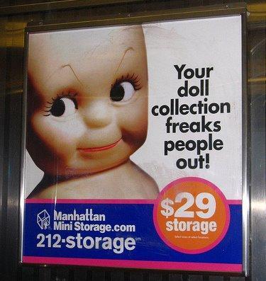 Самая необычная реклама на биллбордах