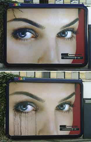 Реклама MaxFactor